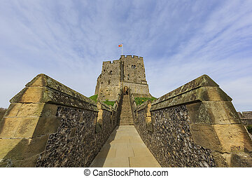 repère, château, arundel, historique