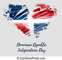 república dominicana, dia independência, feriado