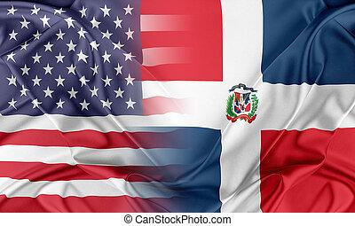república, dominicano, estados unidos de américa
