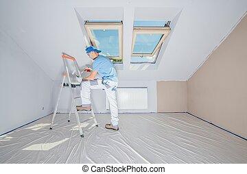 Repainting Home Interior