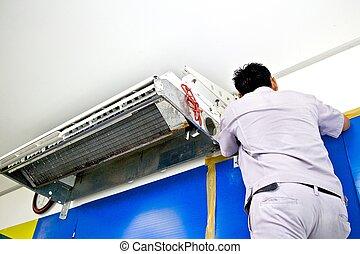 repair air