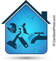 Repair and cleaning of plumbing