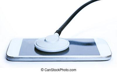 Repair and service mobile phones