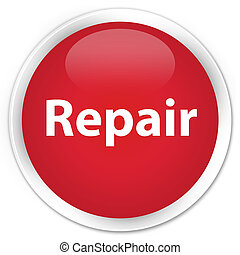 Repair premium red round button