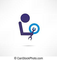 repair shop icon
