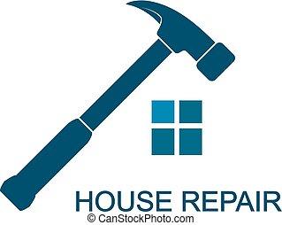 Repair symbol for business