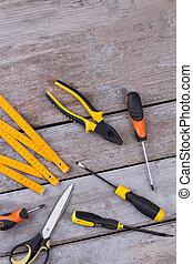 Repair tool kit.