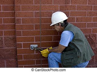 repairing water valve