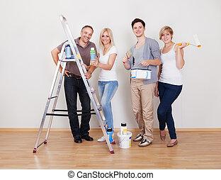 reparación casera, mantenimiento, equipo