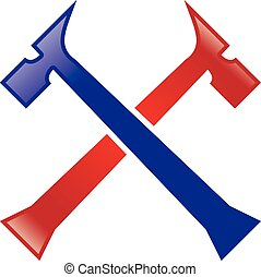 reparar, logotipo