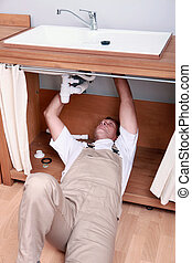 repareren, installatiebedrijf, zinken
