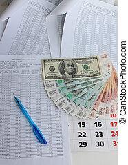 Repayment schedule multiple loans