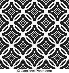 repetindo, sides., abstratos, rhombus, geomã©´ricas, pattern...