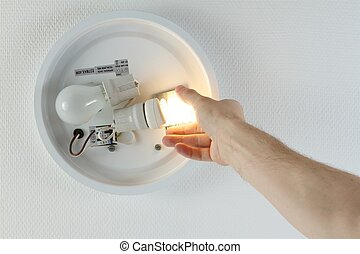Replacing incandescent