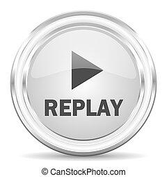 replay internet icon