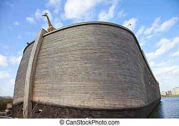 Replica of Ark of Noah