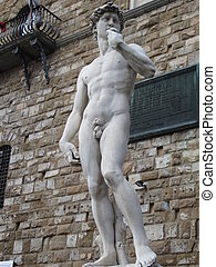 David Statue - Florence, Italy