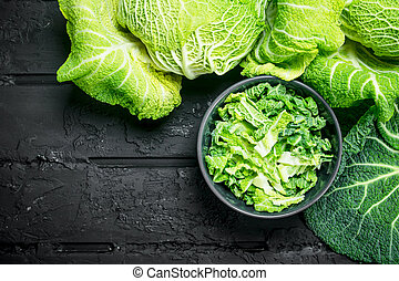 repolho, bowl., salada