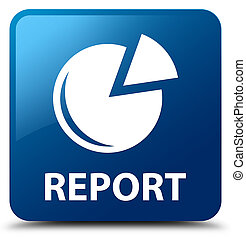 Report (graph icon) blue square button