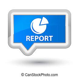 Report (graph icon) prime cyan blue banner button