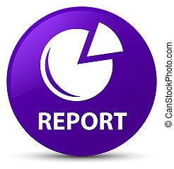 Report (graph icon) purple round button