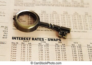 Report - interest rates
