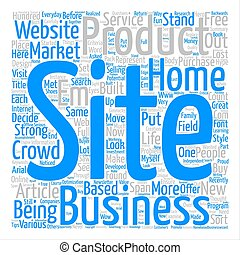 Report On Stock Research Word Cloud Concept Text Background