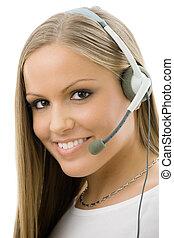 representante serviço cliente
