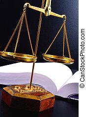 reproportionnez justice, et, livres