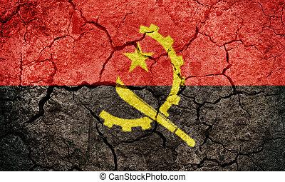 Republic of Angola flag