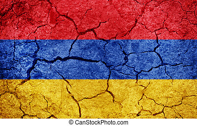 Republic of Armenia flag