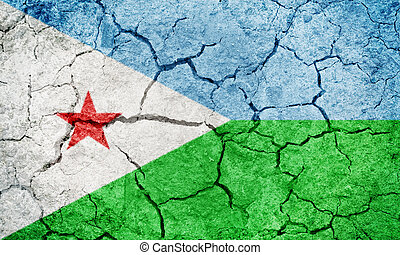 Republic of Djibouti flag