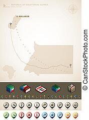 Equatorial Guinea - Republic of Equatorial Guinea and Africa...
