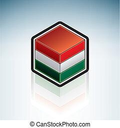 Republic of Hungary { Europe }