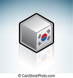 Republic of Korea { Asia }