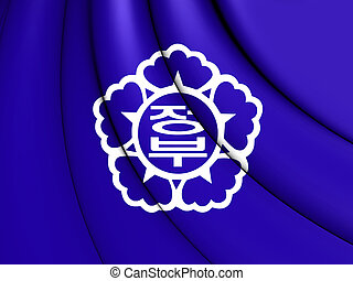 Republic of Korea Government Flag