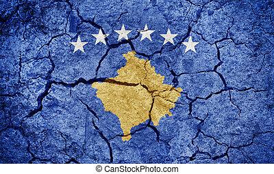 Republic of Kosovo flag