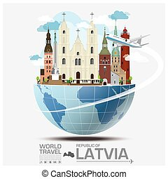 Republic Of Latvia Landmark Global Travel And Journey ...
