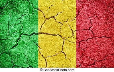 Republic of Mali flag