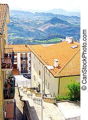Republic of San Marino, Italy