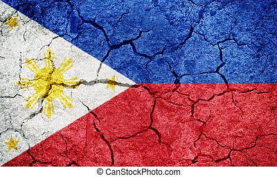 Republic of the Philippines flag