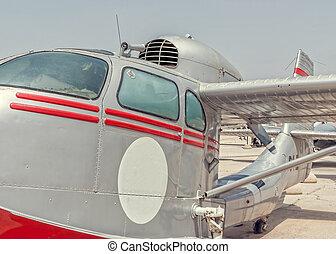 Republic Seabee retro seaplane