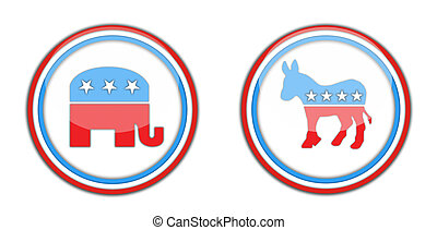 republican and democrats