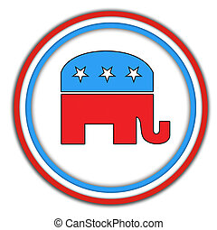 republican-button