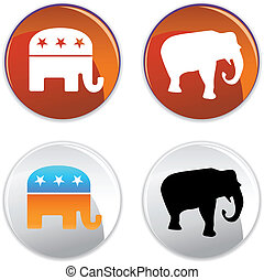 republican icon