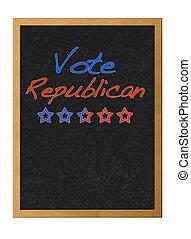 Republican.