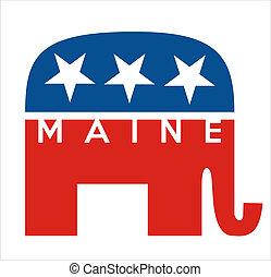 republicans Maine