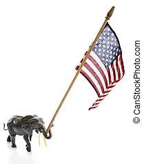 republikein, patriot