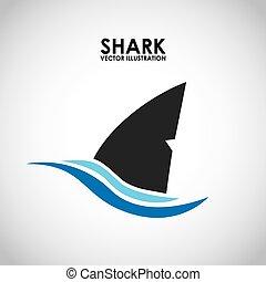 requin, conception
