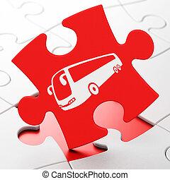 resa, concept:, buss, på, problem, bakgrund